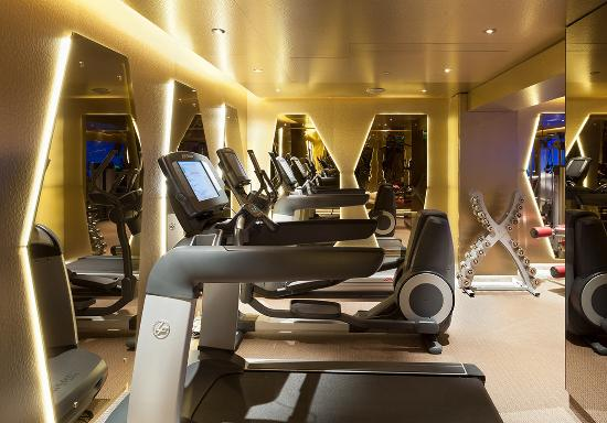 New Hotel: Gym