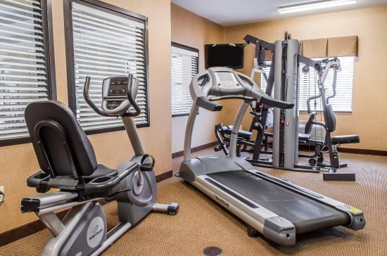 Comfort Suites Lewisburg: Fitness center