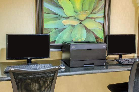 Comfort Suites Lewisburg: Business center