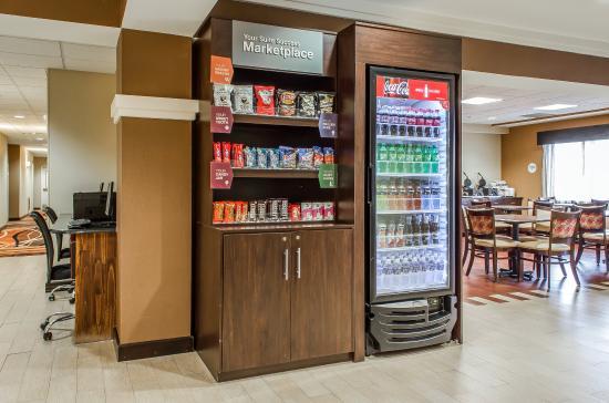 Comfort Suites Lewisburg: Market