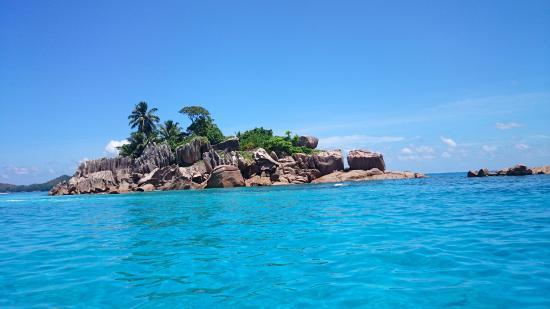 Praslin Island, Seychelles: остров Сен Пьер