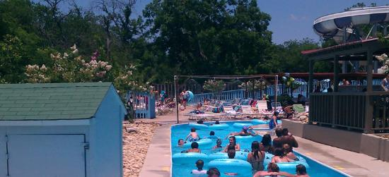 Belton, TX: Nothing like a long, wet float down the 'Lazy River' . . .