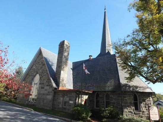 Ellicott City, MD: The Museum of Howard County History is the old First Presbyterian Church
