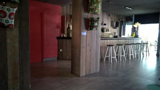 Bwa Chik Hotel & Golf: entrée