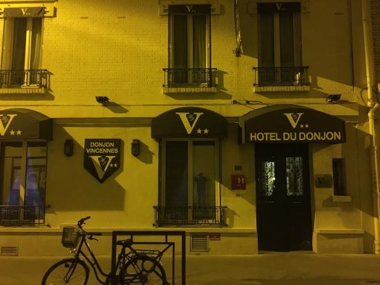 Hotel Donjon Vincennes: photo3.jpg