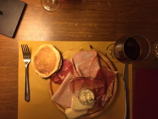 ottima cucina, buon prezzo! - Foto di Osteria delle Donzelle ...