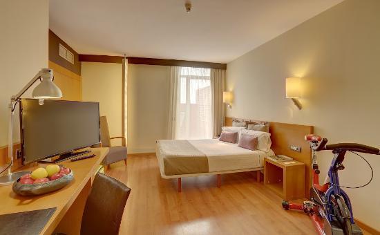 Hotel THe Fataga & Centro de Negocios: Habitación superior