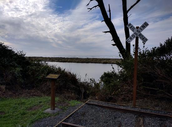 McKinleyville, Kalifornien: Point of interest on the Hammond Trail
