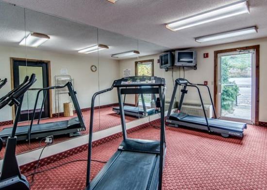 Quality Inn : Fitness
