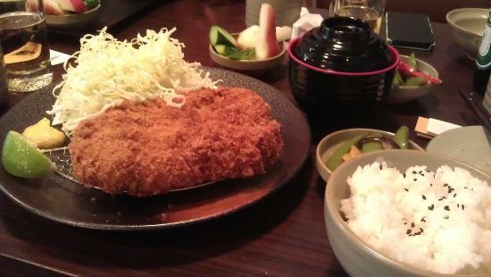 Katsumonoboli Fried Pork Chop