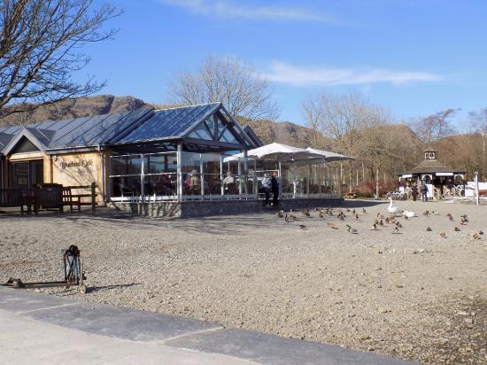 The Bluebird Cafe Coniston Menu