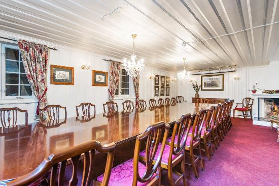 Thon Hotel Forde : Meeting Room