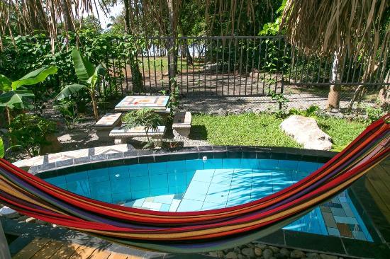 Espadilla Ocean Club: The Earth Villa pool