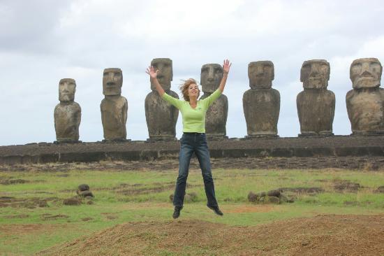 Enjoying Hotel Puku Vai And Easter Island