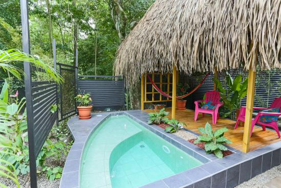 Espadilla Ocean Club: Air Villa pool
