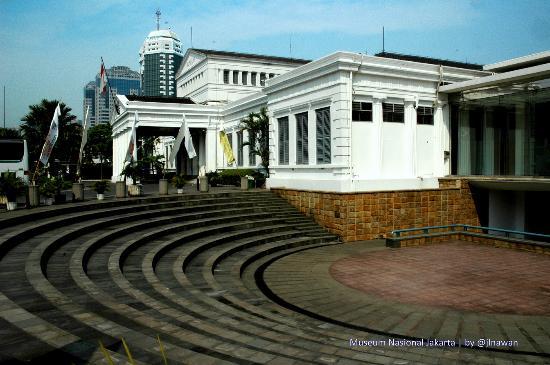 museum nasional jakarta front terrace picture of national museum rh tripadvisor com au