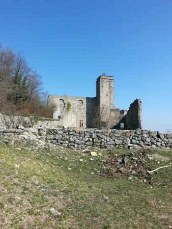 Ruderi del Monastero degli Olivetani
