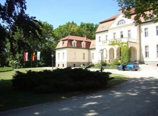 Schloss & Gut Liebenberg: Lindíssimo Chateau!!!