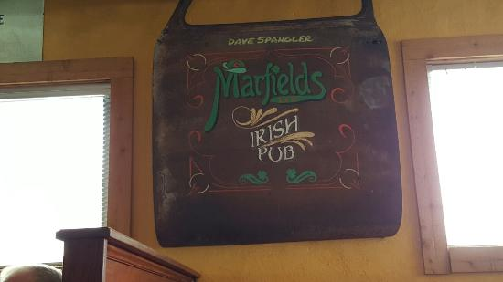 Marfield's Restaurant