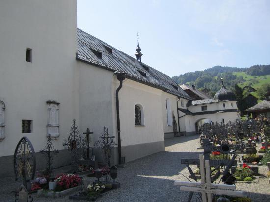 Schwarzenberger Pfarrkirche
