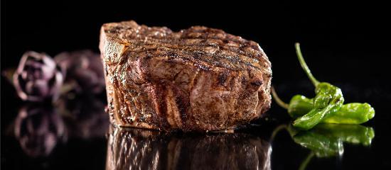 N9NE Steakhouse: 16oz. BONE-IN FILET MIGNON