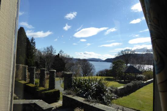 Cragwood Country House Hotel: View taken from the bar