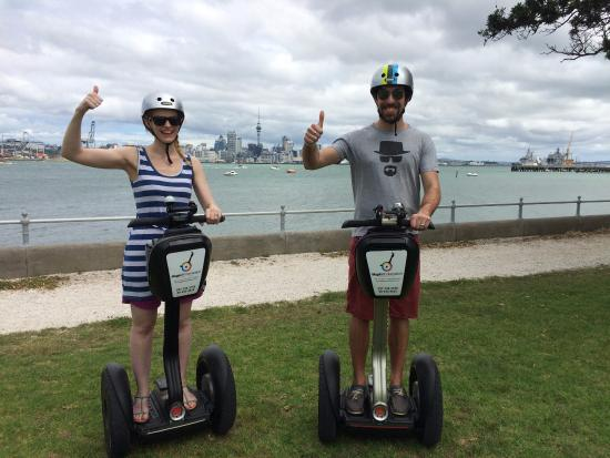 MagicBroomstick (Segway) Tours : Segway swag