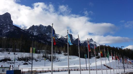 ‪Canmore Nordic Centre Provincial Park‬