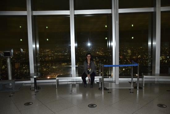 Tokyo City View Observation Deck - Picture of Tokyo City View Observation Dec...