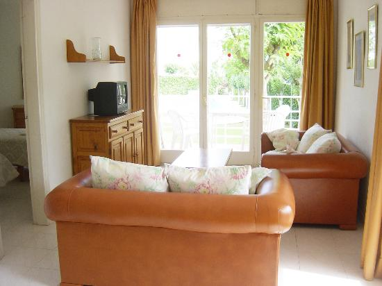 Apartamentos Sunway Apollo: Living room