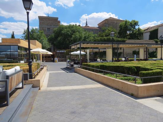 Relaxed And Quiet Area Picture Of Terraza Del Miradero