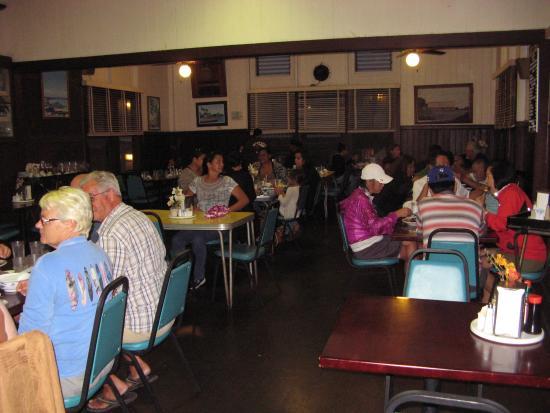 Manago Hotel Restaurant Kona