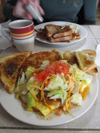 Laurel, MT: Omelet
