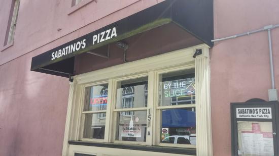Sabatino's Pizza