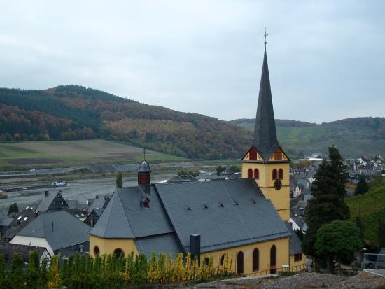 Pfarrkirche Sankt Stephanus Zeltingen