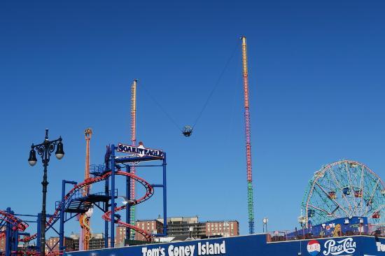 Coney Island Tours From Manhattan