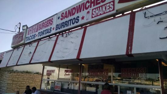 A & J Burger Drive In