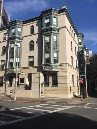 Found Places Boston Fenway Inn