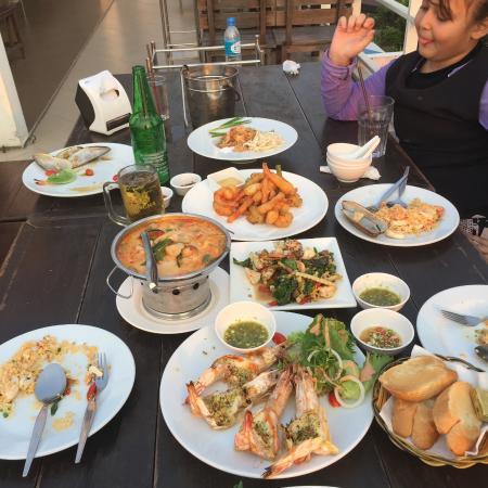 pra pa karn baan am per sattahip restaurant reviews photos rh tripadvisor com