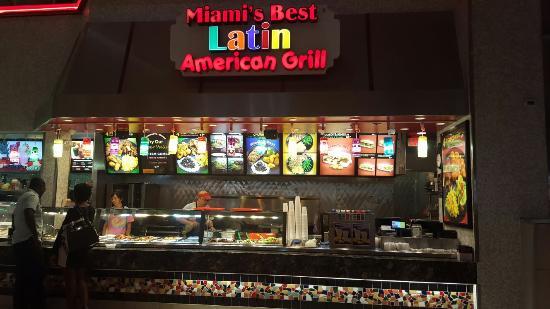 Miami's Best Latin American Grill