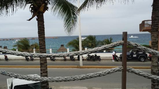 Casa del Mar Cozumel Hotel & Dive Resort: 20160206_170300_large.jpg