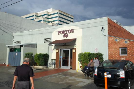 The Beginning Of The Line Picture Of Porto S Bakery