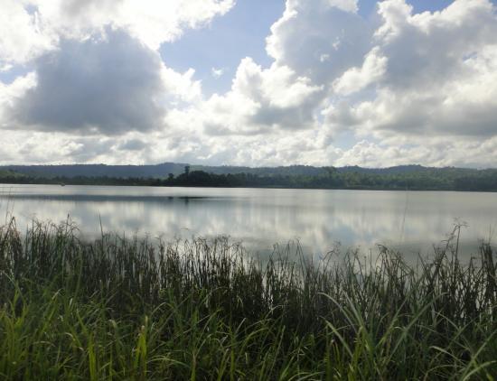 Bislig, Philippines : Lake