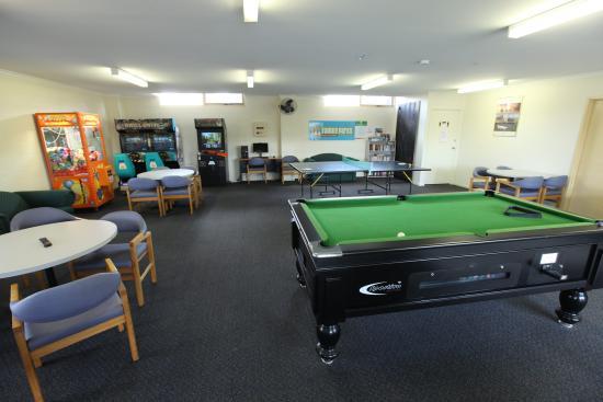 Attwood, Australia: Guests Recreation area