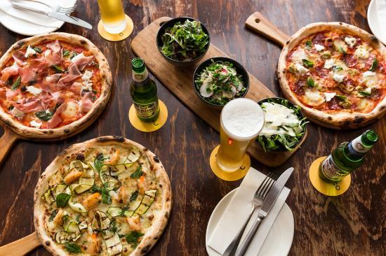Rococo : Pizza Pizza Pizza