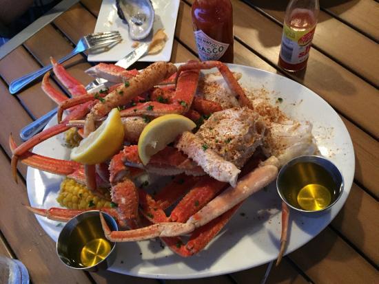 crab legs picture of flying fish north myrtle beach tripadvisor rh tripadvisor com