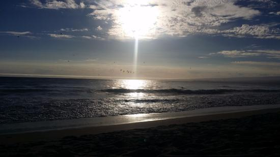 Manresa State Beach : The beach!