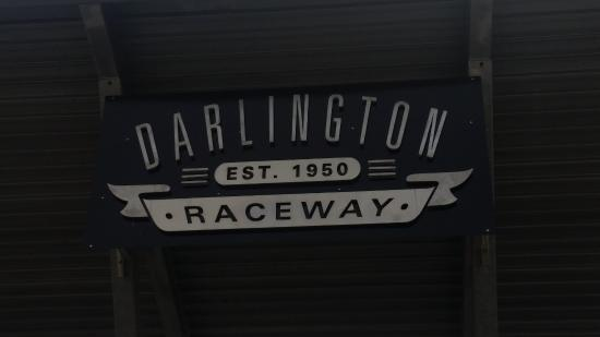 Darlington Raceway, visited off race day plenty to see if you can get in need to set a tour date