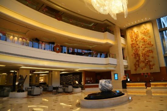 JW Marriott Hotel Shanghai Changfeng Park Photo