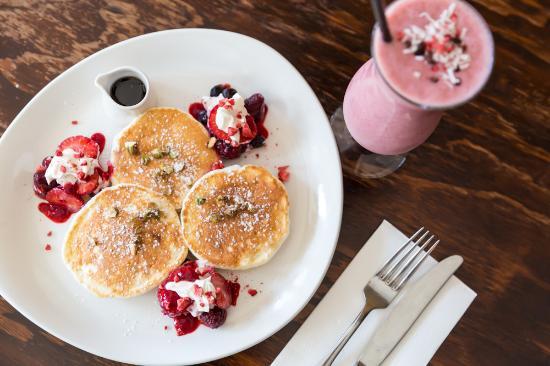 Rococo Buttermilk Pancakes